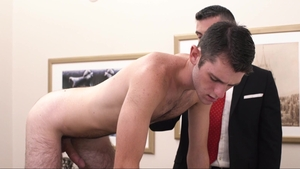 Missionary Boys - Very shy Elder Ingles tied up moaning