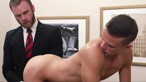 Missionary Boys - Athletic Elder Land fingering moaning