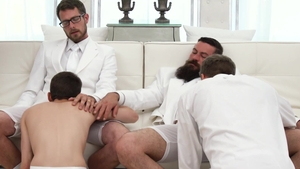 MissionaryBoys.com - Austin Xanders is really wild doll