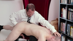 Missionary Boys - Spanking with young star Elder Isaacs