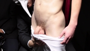 Missionary Boys: Young & sexy Elder Stewart penetration