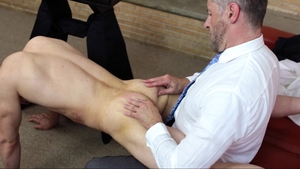 MissionaryBoys: Elder Titov first time moaning sex tape