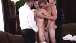 Missionary Boys - Elder Buckley missionary sex