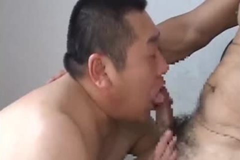 Japanese gay three