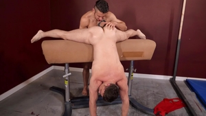 Drill My Hole - Tattooed Dante Colle feels up to facefuck