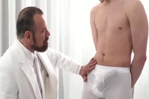 MormonBoyz tasty Daddy receives Serviced By A young Missiona