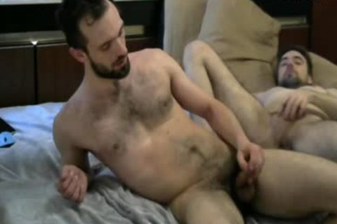 hairy males ass plowing On cam