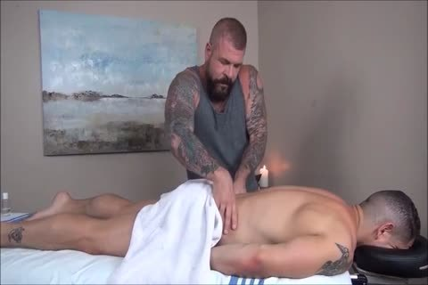 Dads raw Massage