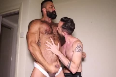 Oily Daddy And The Bearded man