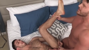 SeanCody.com - Manny 69 in the bath