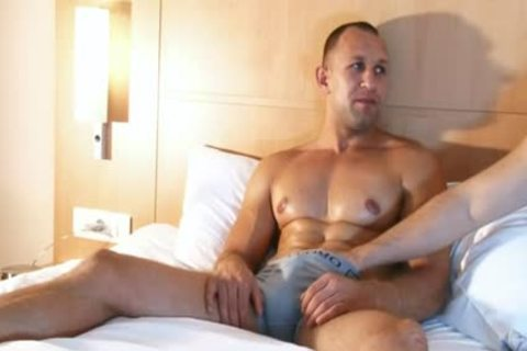 str8 fellow In A homo Porn In Spite Of Him : Igor My Gym Trainer