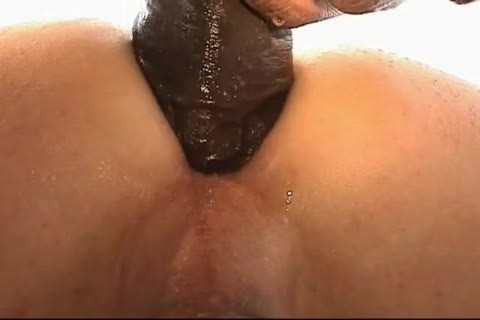 The Buttlover S wet BBC Turns On arsehole Into A wet crack