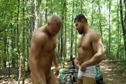 sexy fuck In The Woods