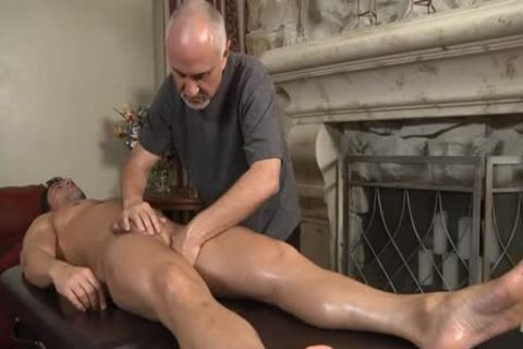 Nikk Torretto Massaged L
