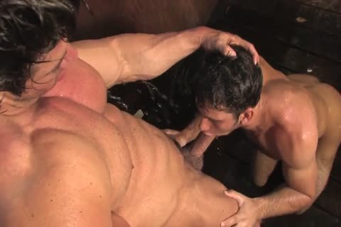 The Woods Part 1 Scene three Jimmy Fanz Zeb Atlas