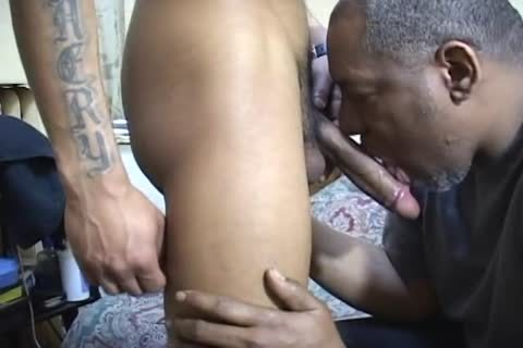 straight Thug acquires A fellatio job