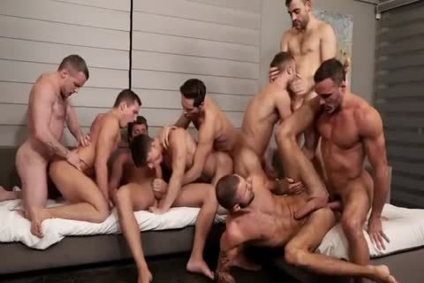 UNFORGETTABLE unprotected orgy
