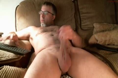 jerking off, Showing A Bit Of All