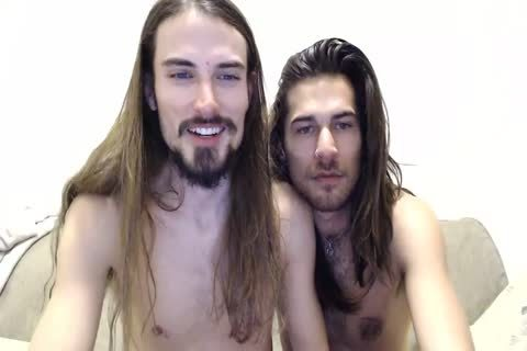 long Haired boyz nail On cam And Its Ends In A Creampie