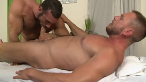 IconMale - Jaxton Wheeler fetish fucking in the ass