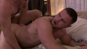 IconMale.com - Nick Sterling goes in for nailed rough