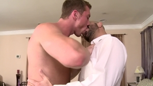 IconMale - Hairy Connor Maguire with Adam Russo