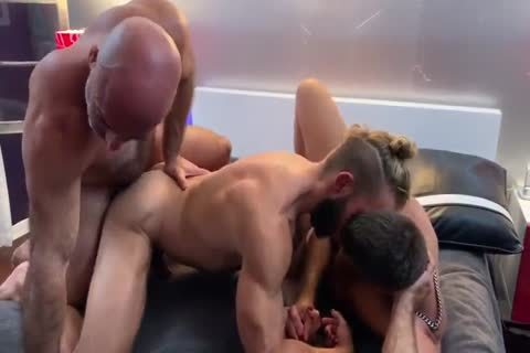 pretty 3some - Morgxn Thicke, Adam Russo & Jack Andy