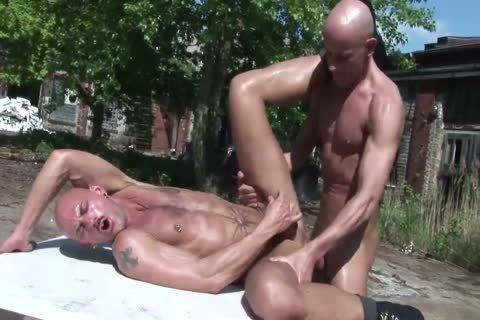 Bald, Booted And Very concupiscent