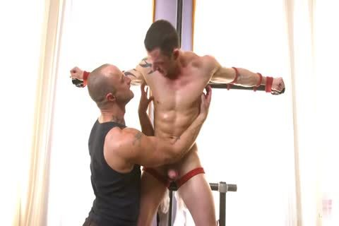 pumped up chap Edged In servitude