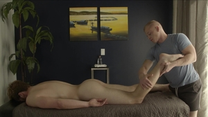 NextDoorRaw - Leo Luckett with Colton Cain bareback massage