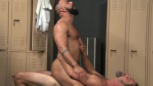 ExtraBigDicks.com - Pierced Tony Orion getting facial rimming