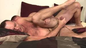 MenOver30: Gay Hans Berlin throat fucking video