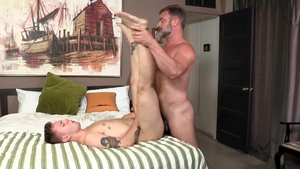 Dylan Lucas - European Kristofer Weston rushes slamming hard