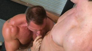 HotHouse.com: Austin Wolf ass fucking scene