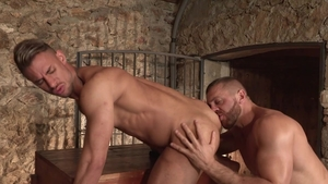 HotHouse.com - Swinger Emir Boscatto touching big cock
