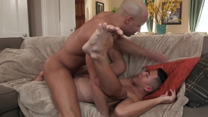 Falcon Studios: Ramming hard with Cooper Dang & Sean Zevran
