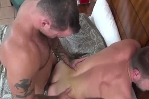 Hans Berlin And Sean Duran raw