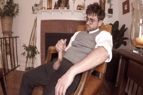 Harry Potter Pulls Out His large 10-Pounder After Magic Lessons