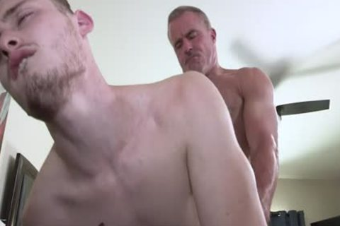 lewd Stepdad Ties And Blindfolds virginal Stepson Josh Cannon