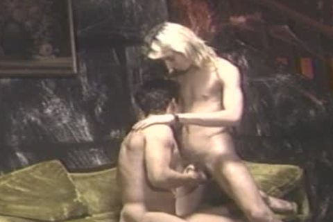 nailed by skinny blond lad